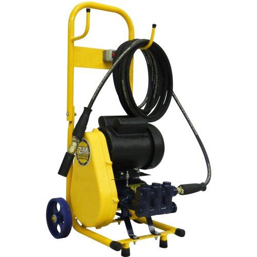 lavadora de alta pressão 1cv motor weg 420lbs 15l/min mono 110v inmetro