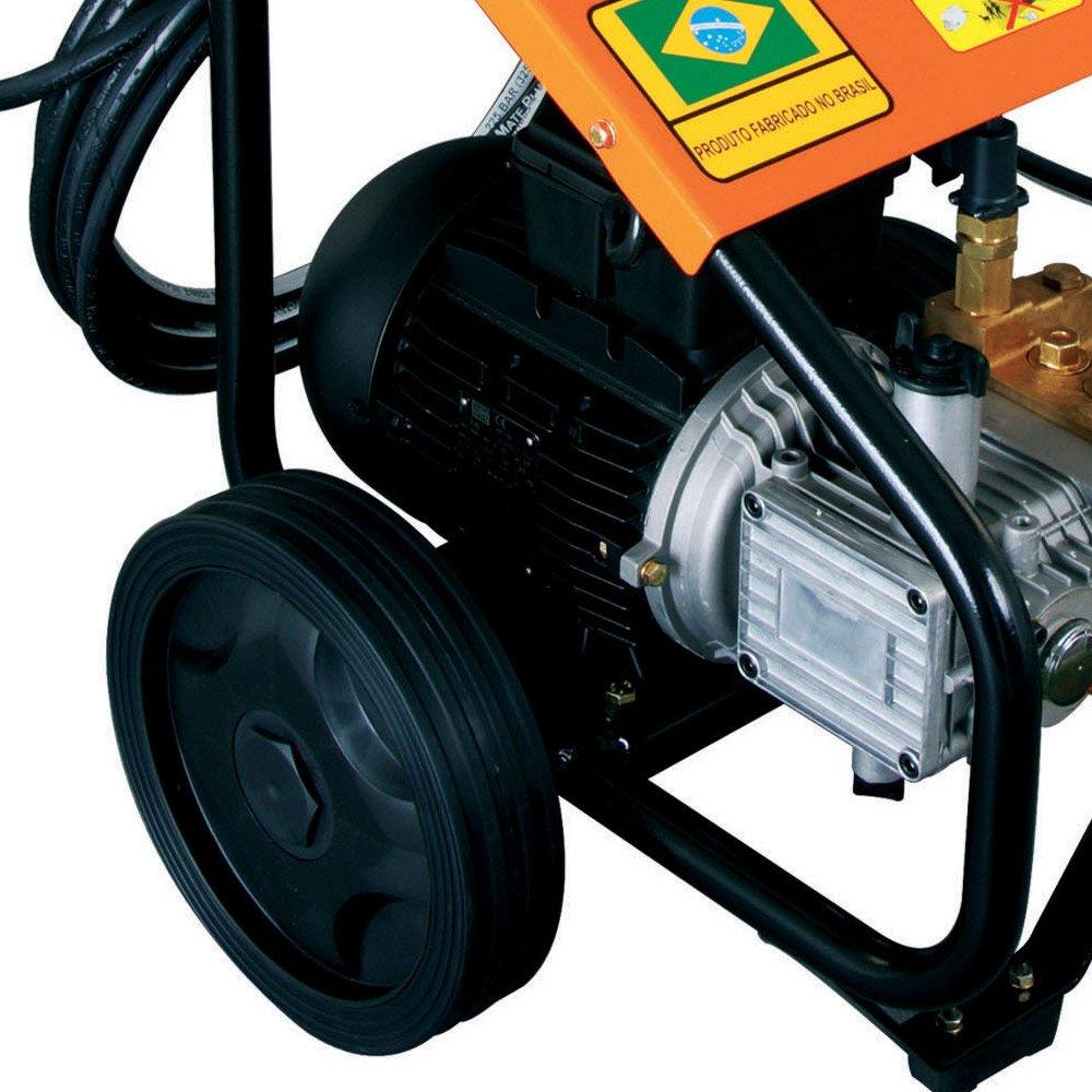 Lavadora de Alta Pressão 380V 1.800 Lbf/pol Profissional Trifásica - Imagem zoom