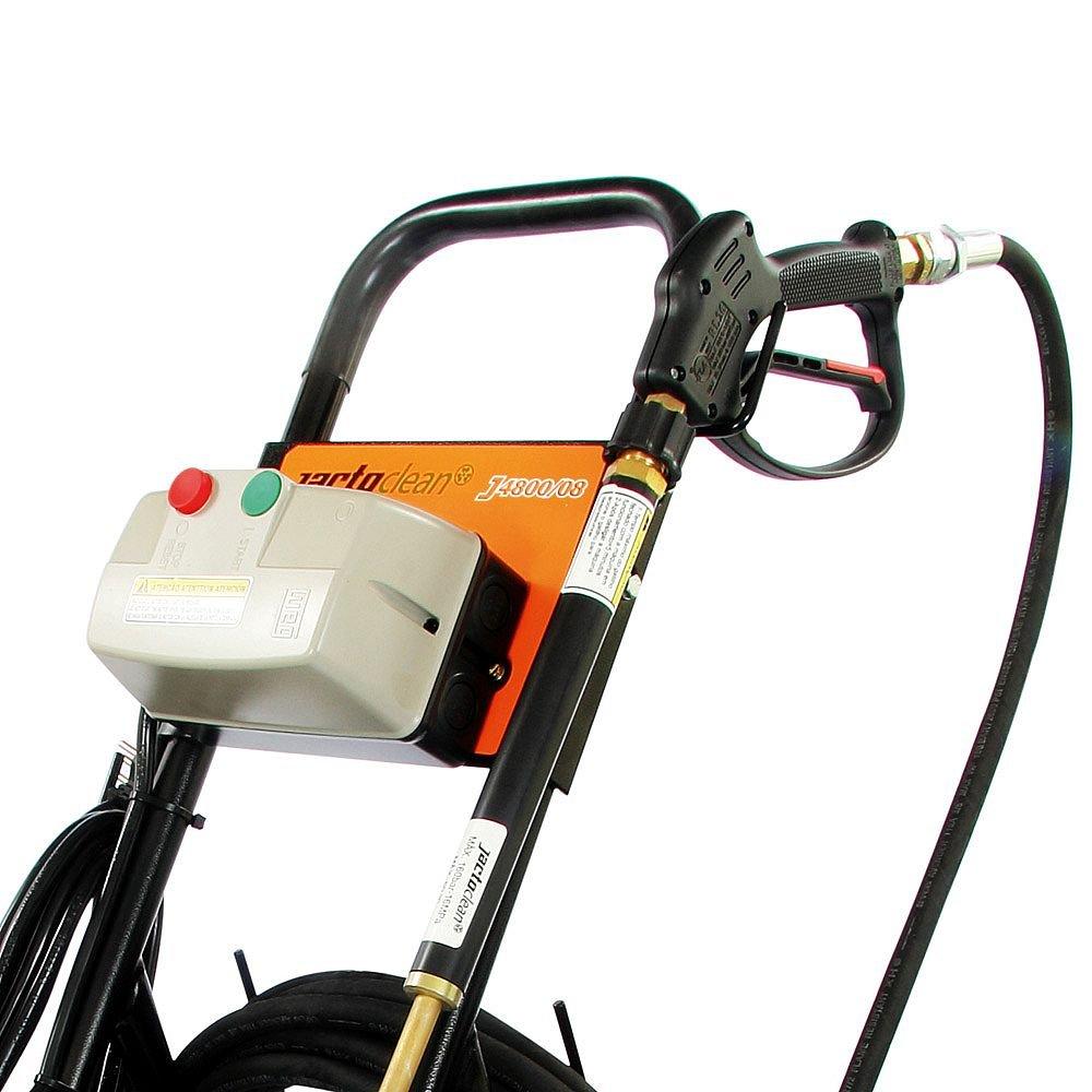 Lavadora de Alta Pressão Trifásica 4CV 870 Lbf/pol 380V - J 4800 - Imagem zoom