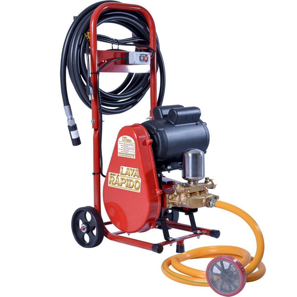 Lavadora de Alta Pressão Motor 3.0CV WEG 28 Litros/Min 420Libras Mono 220V - Imagem zoom