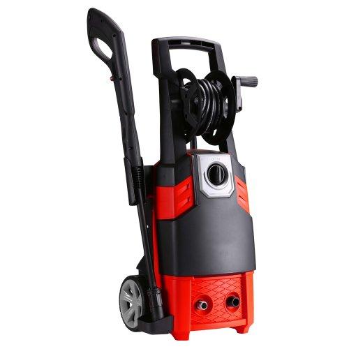 lavadora de alta pressão auto stop 2175 libras 1800w 110v com carretel