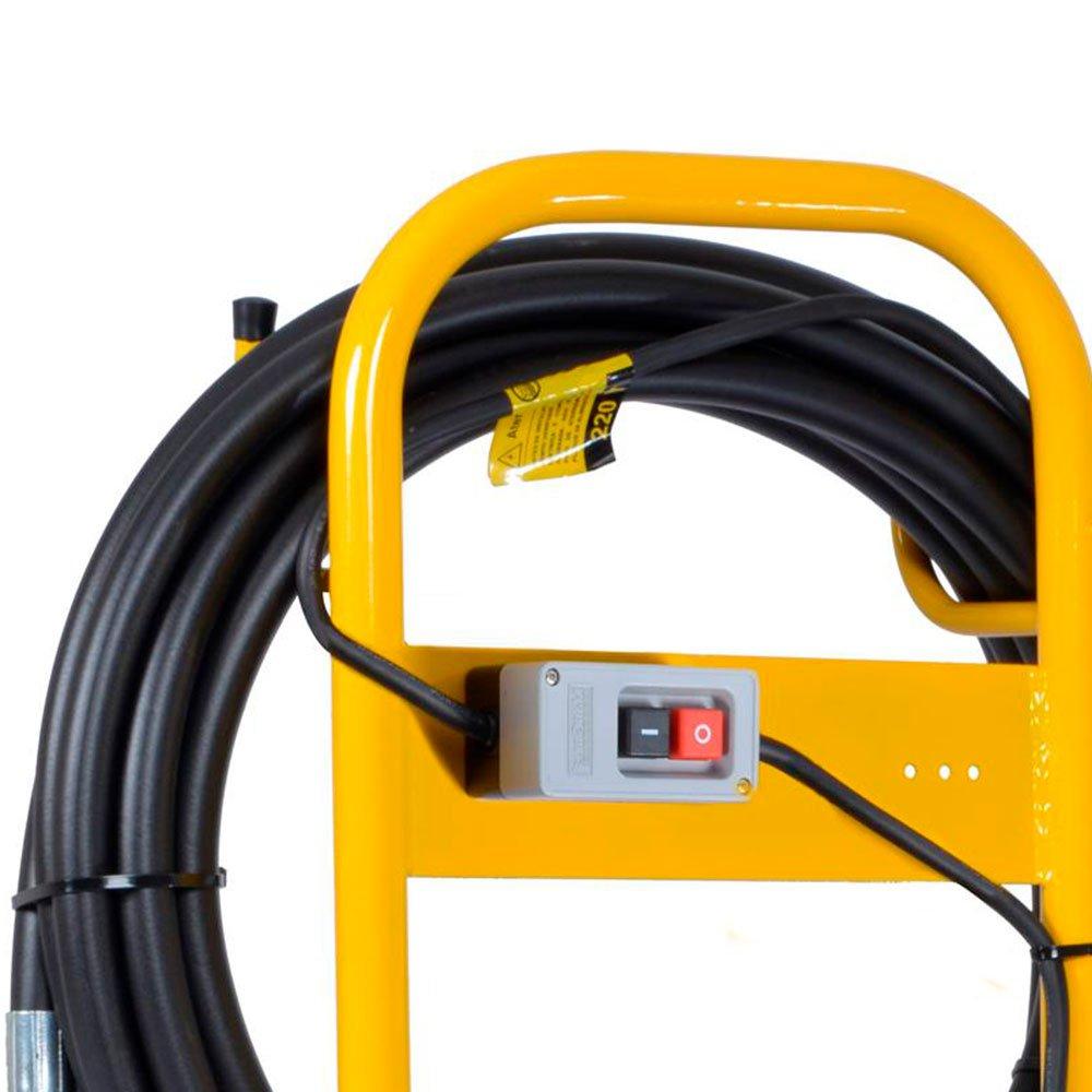 Lavadora de Alta Pressão Motor WEG 1.0 CV 11Litros/Min. 420 Libras  - Imagem zoom