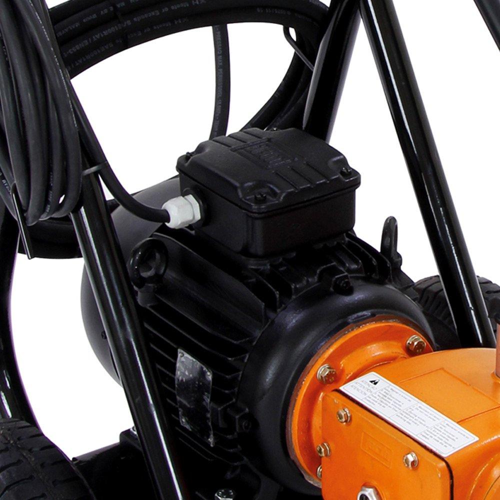 Lavadora de Alta Pressão J 12000 2.000Lbf/pol. Profissional Trifásica 380V - Imagem zoom