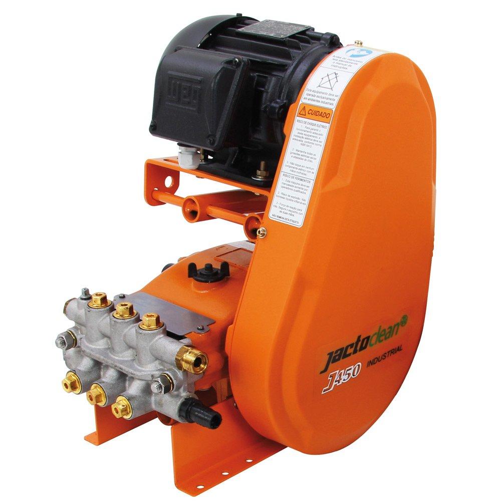 Lavadora de Alta Pressão J450 450lbf 2CV 220/380 V Trifásico - Imagem zoom
