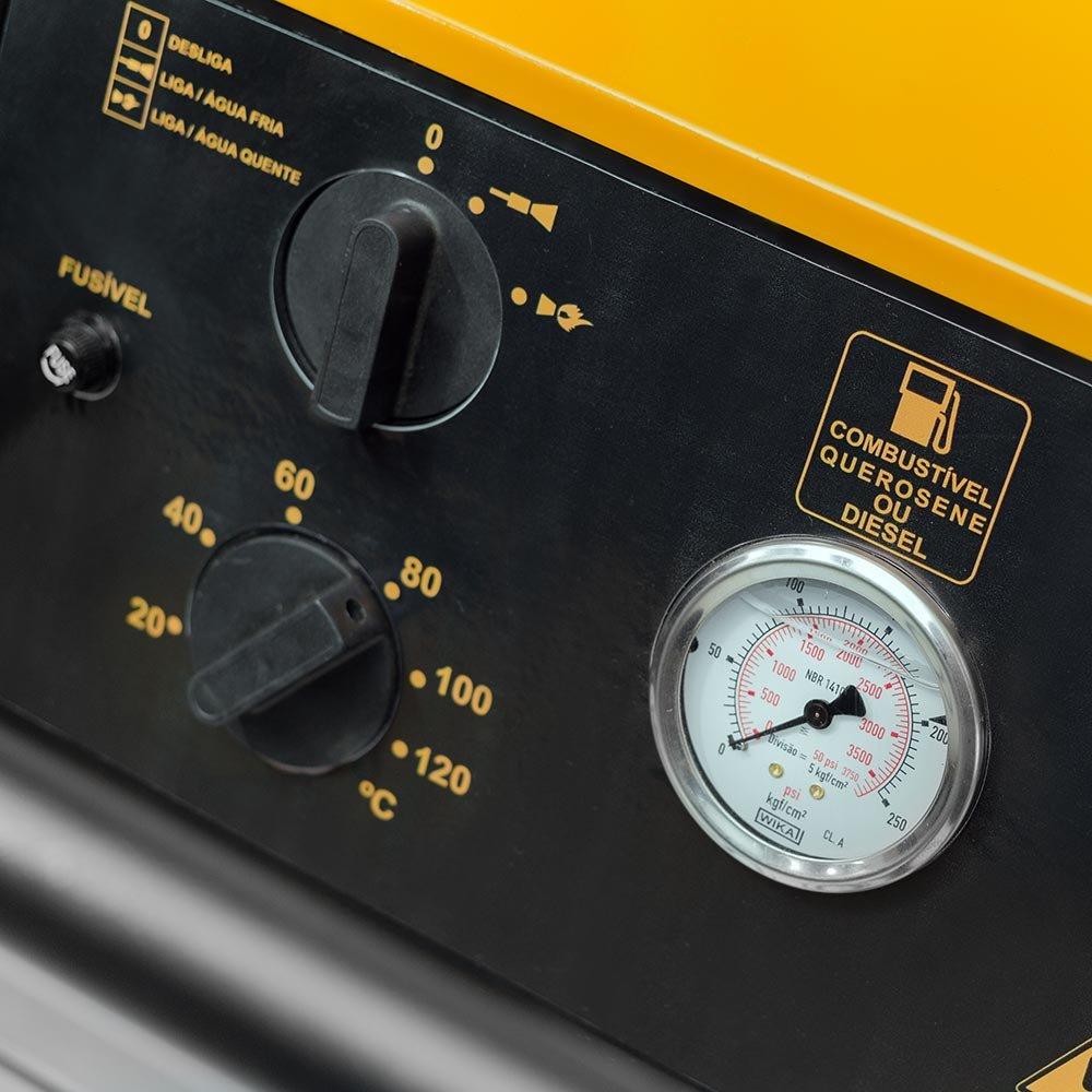 Lavadora de Alta Pressão Água Quente 2175 PSI Monofásica 220V - Term G2 800 - Imagem zoom