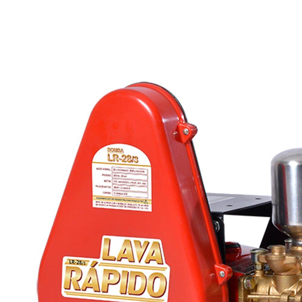 Lavadora de Alta Pressão sem Motor 28 Litros/Min. 420 Libras - Imagem zoom