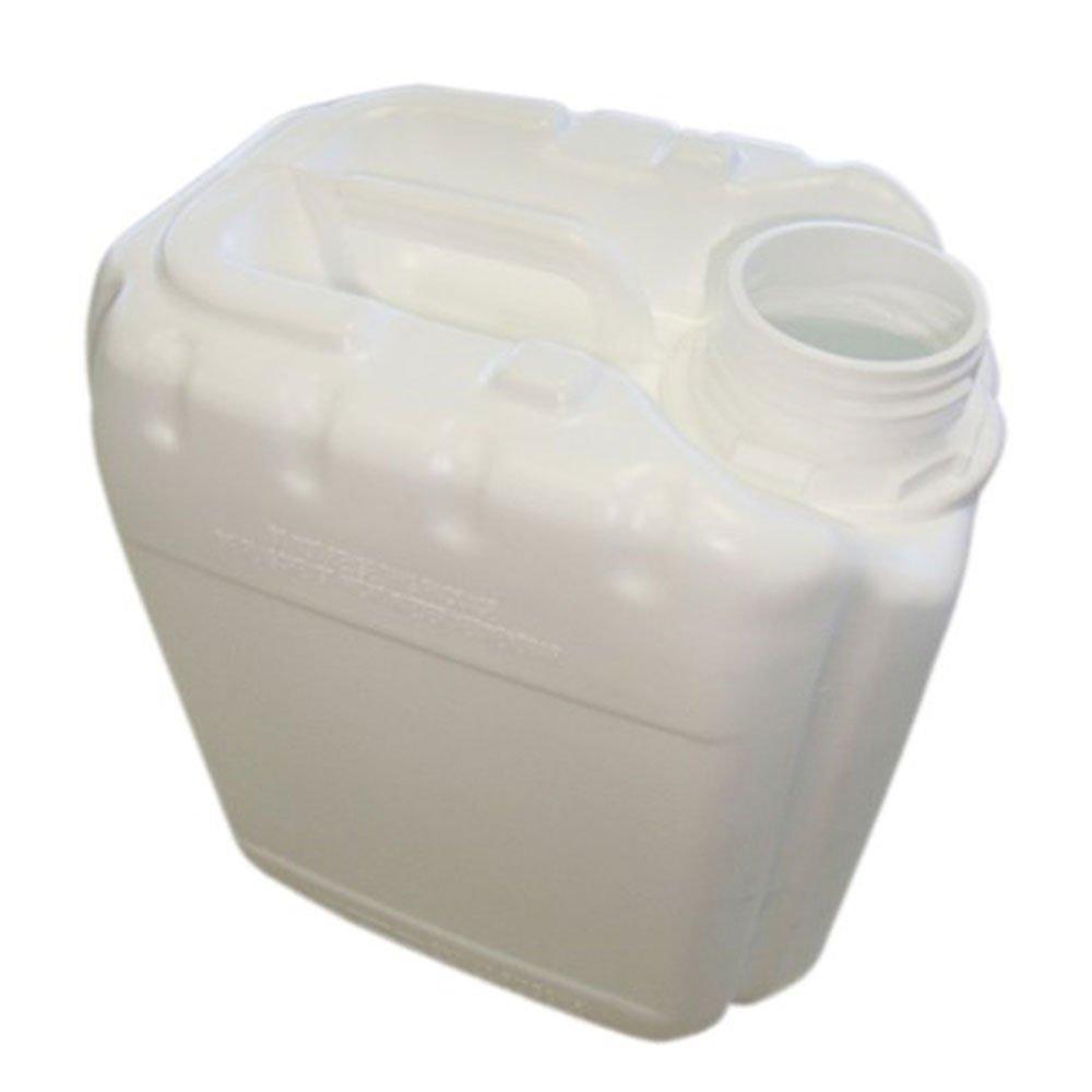 Galão de Polietileno Branco para Gasolina com 5 Litros - Imagem zoom