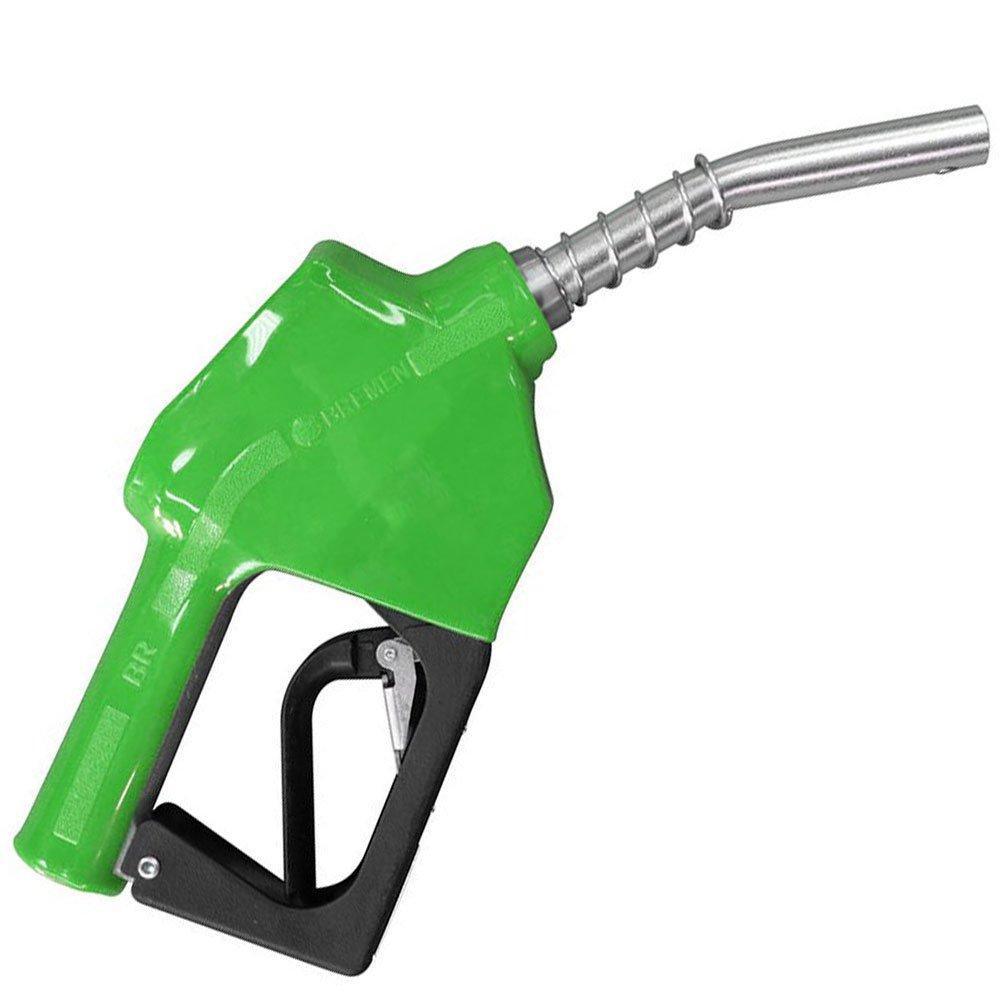 Bico de Abastecimento Automático Verde com Ponteira de 1/2 Pol. - Imagem zoom