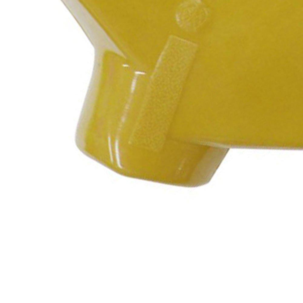 Capa Amarela para Bico de Abastecimento Ponteira de 1/2 e 3/4 Pol. - Imagem zoom