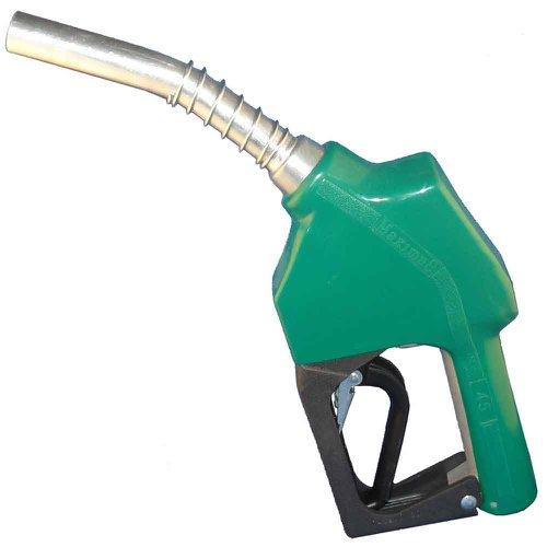 bico de combustível verde automático até 45 litros por minuto