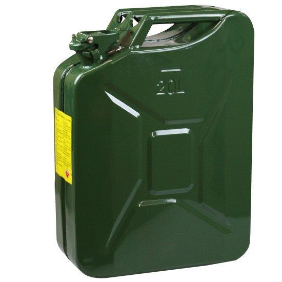 Galão de Metal para Gasolina 20L  - Imagem zoom