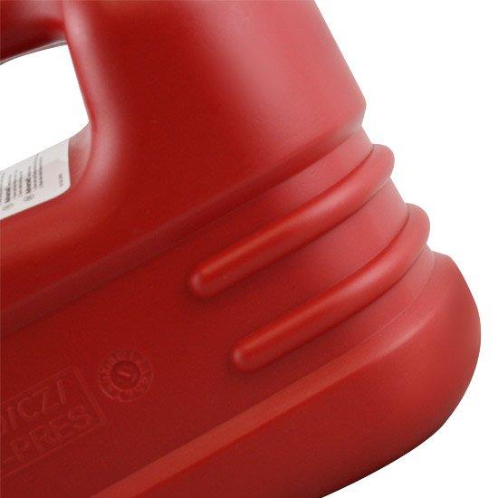 Galão de Polietileno Vermelho de 5 Litros  - Imagem zoom