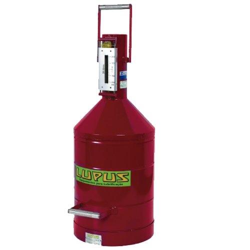 aferidor de combustíveis com capacidade para 20 litros