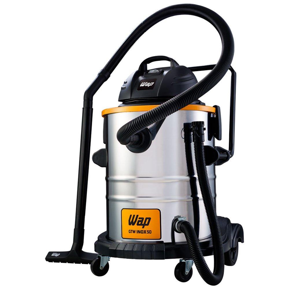 Aspirador de Pó e Água GTW Inox 50 Litros 1600W  - Imagem zoom