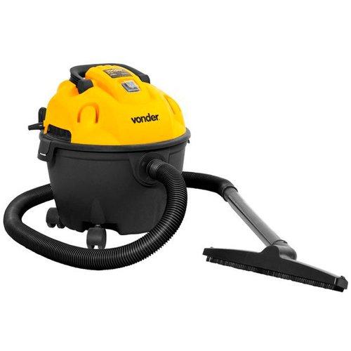 aspirador de pó e líquido profissional 10l 1200w 110v