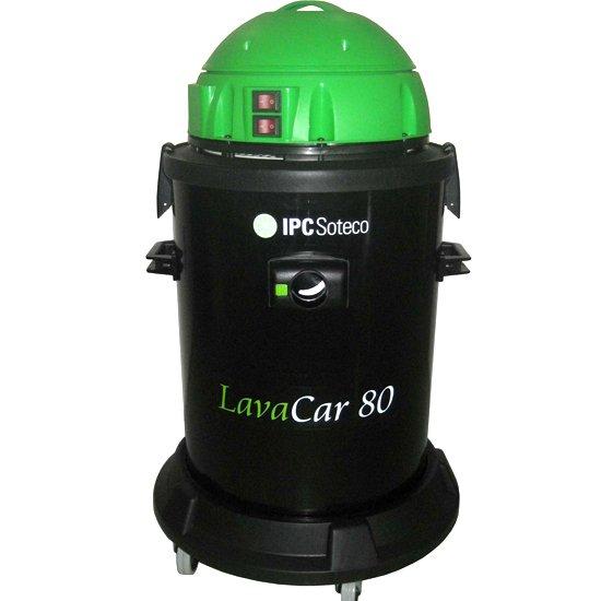 Extrator Aspirador de Pó e liquido 80L 1400w  - Imagem zoom