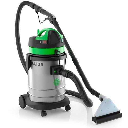 extrator e aspirador de pó e liquido 35 litros 1200w 110v
