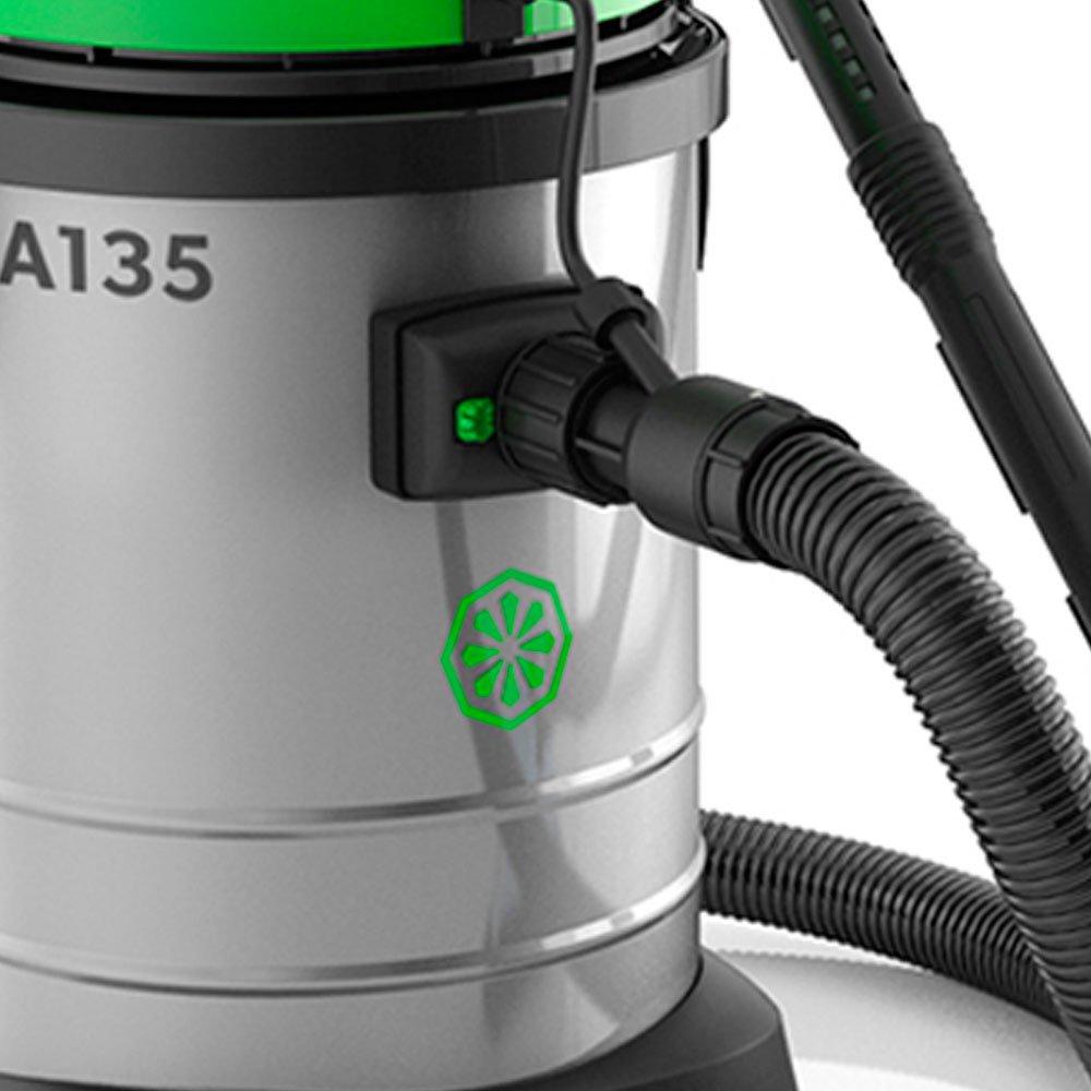 Extrator e Aspirador de Pó e Liquido 35 Litros 1200W  - Imagem zoom