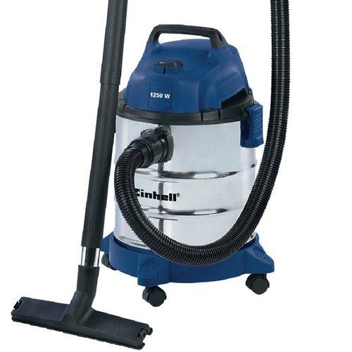 aspirador de pó e líquido 1250w 20 litros 220v