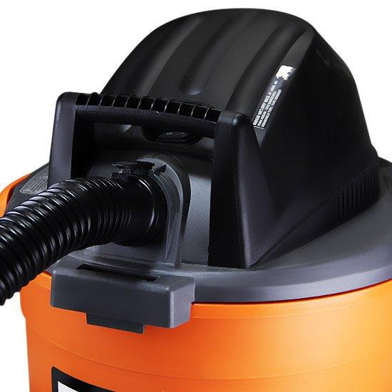 Aspirador Industrial de Pó e Líquido 22,74 Litros 2,5HP  - Imagem zoom