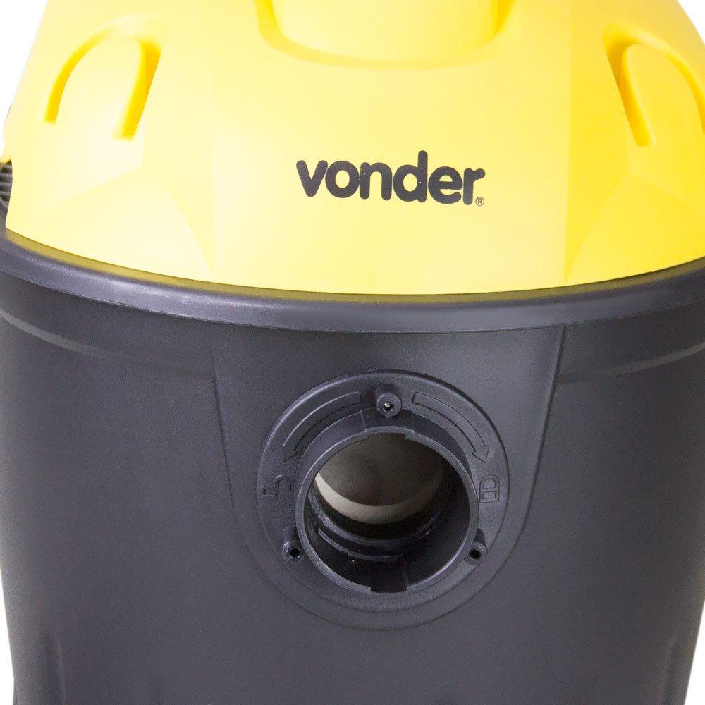 Aspirador de Pó e Líquido 18 Litros 1200W  - Imagem zoom