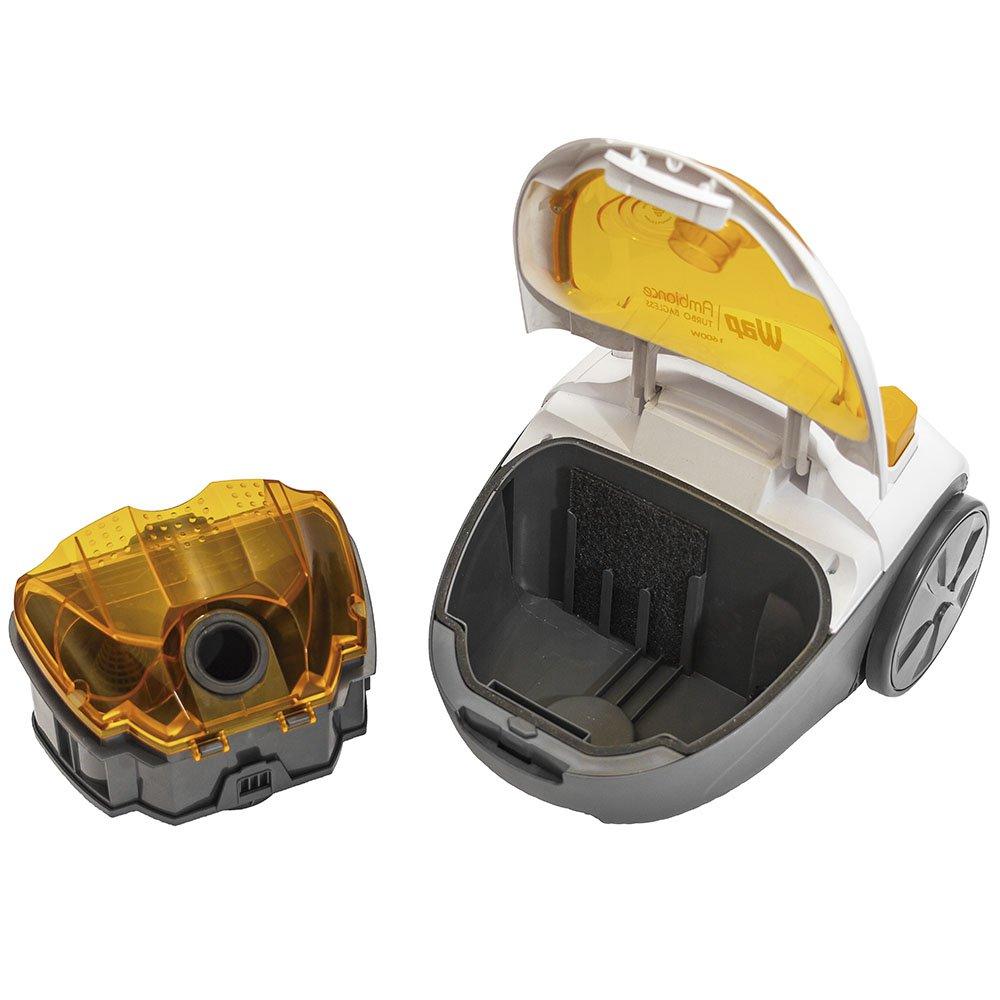 Aspirador de Pó Ambience Turbo Bagless 1.600W  - Imagem zoom