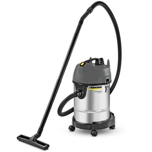 aspirador pó e líquido em inox nt 30/1 me 1200w 30 litros 110v