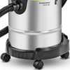 Aspirador Pó e Líquido em Inox NT 30/1 Me 1200W 30 Litros  - Imagem 5