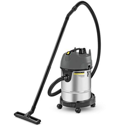 aspirador pó e líquido em inox nt 30/1 me 30 litros 220v