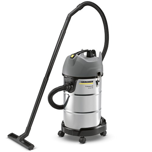 aspirador pó e líquido em inox nt 38/1 me 1200w 38 litros 220v