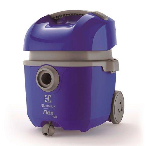 aspirador de água e pó 1400w 110v flex