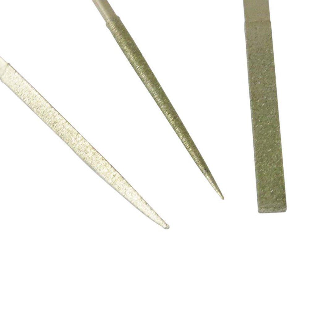 Jogo de Limas Diamantadas de 6 Pol. com 6 Peças - Imagem zoom
