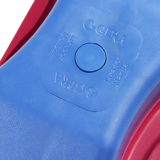 Suporte Plástico para Lixa Manual Grande - Imagem zoom