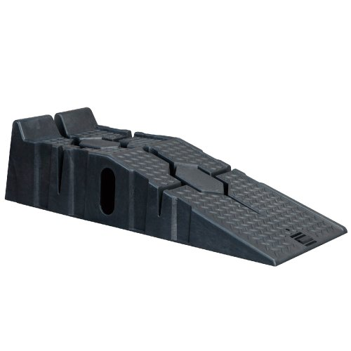 rampa expositora de plástico para veículos - 1 par