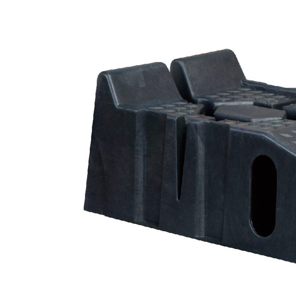 Rampa Expositora de Plástico para Veículos - 1 Par - Imagem zoom