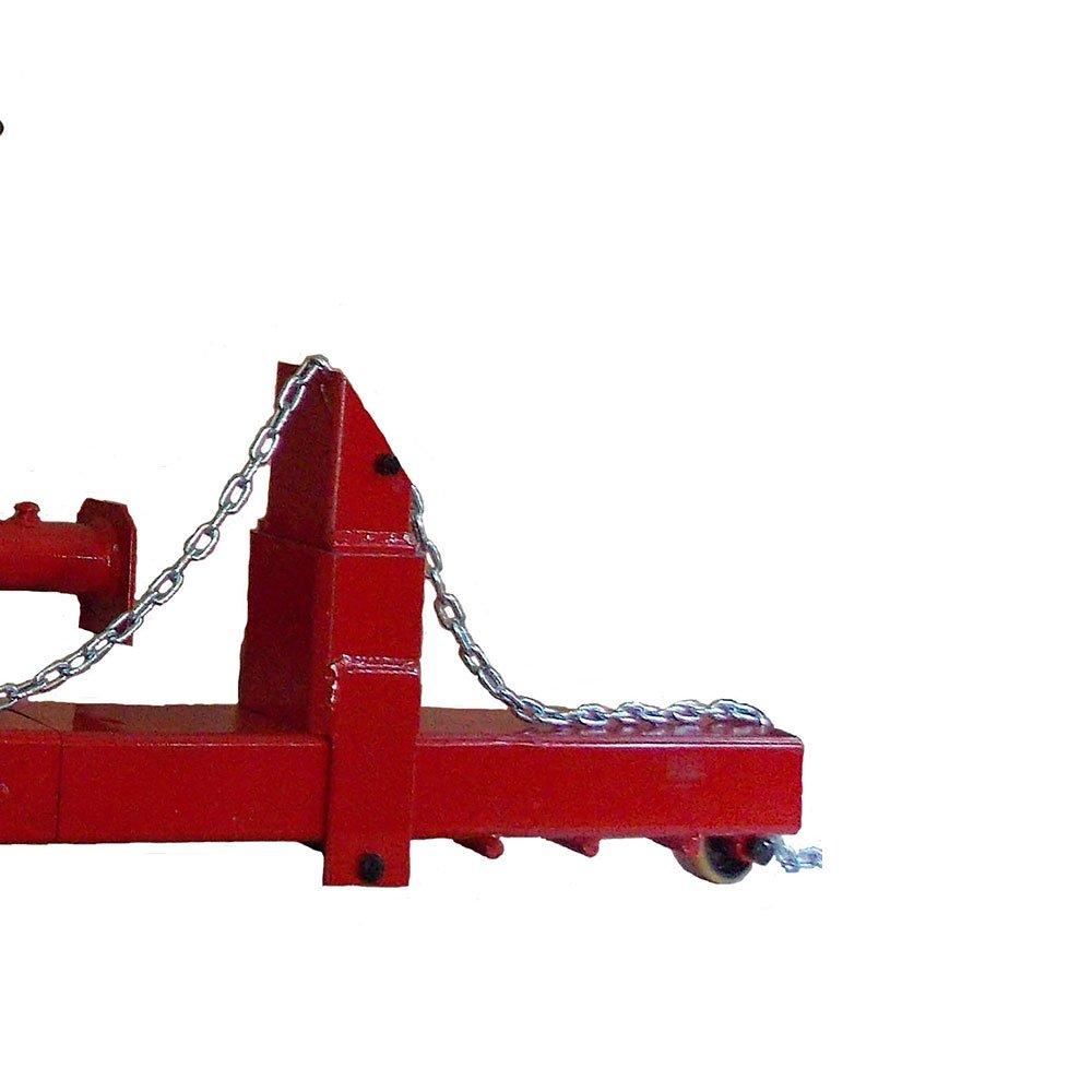 Mini Alinhador Hidráulico de Monobloco 5 Toneladas com Prolongador - Imagem zoom