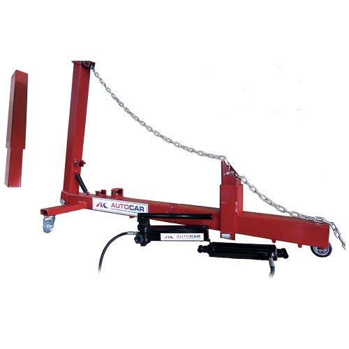 mini alinhador hidráulico de monobloco 5 toneladas com prolongador
