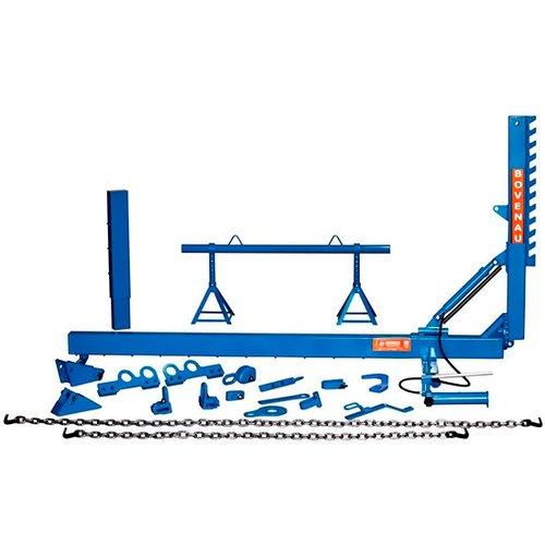 alinhador de monobloco hidráulico - 27 peças
