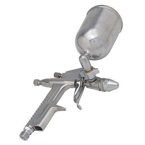 pistola de gravidade articulada  0,5mm 150ml  tipo aerografo