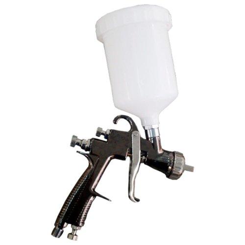 pistola de pintura hvlp 1.3 mm 400 ml tipo gravidade