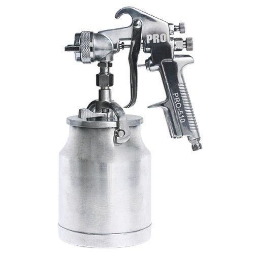 pistola para pintura tipo sucção 1.6mm 1000ml