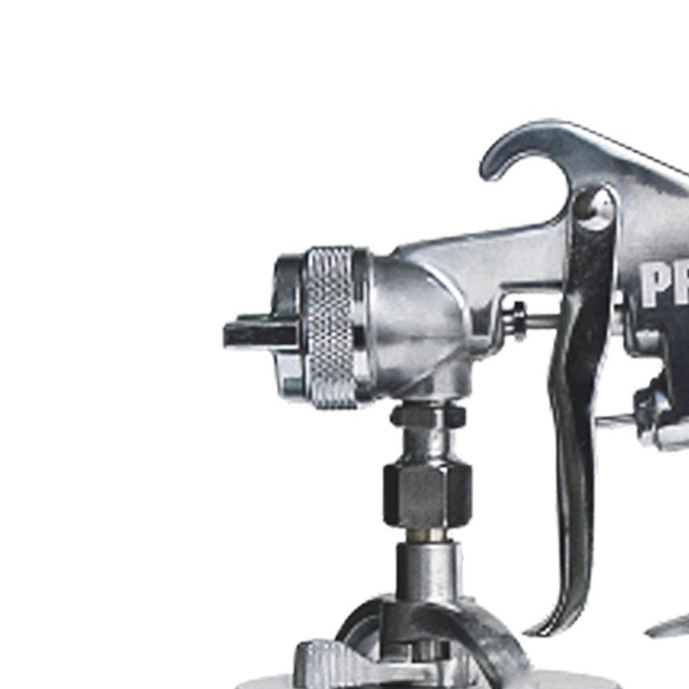 Pistola para Pintura Tipo Sucção 1.6mm 1000ml - Imagem zoom