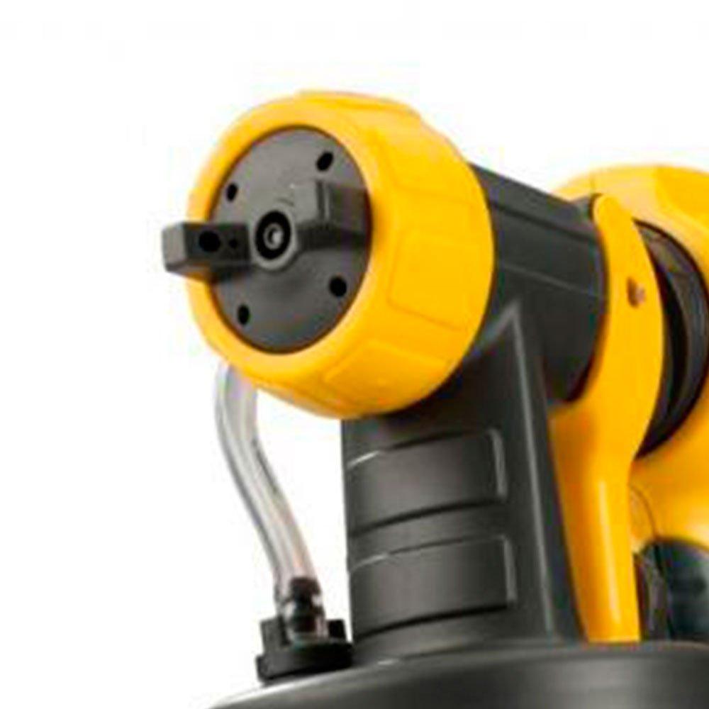 Pistola de Pintura Pulverizadora com Compressor 350W  - Imagem zoom
