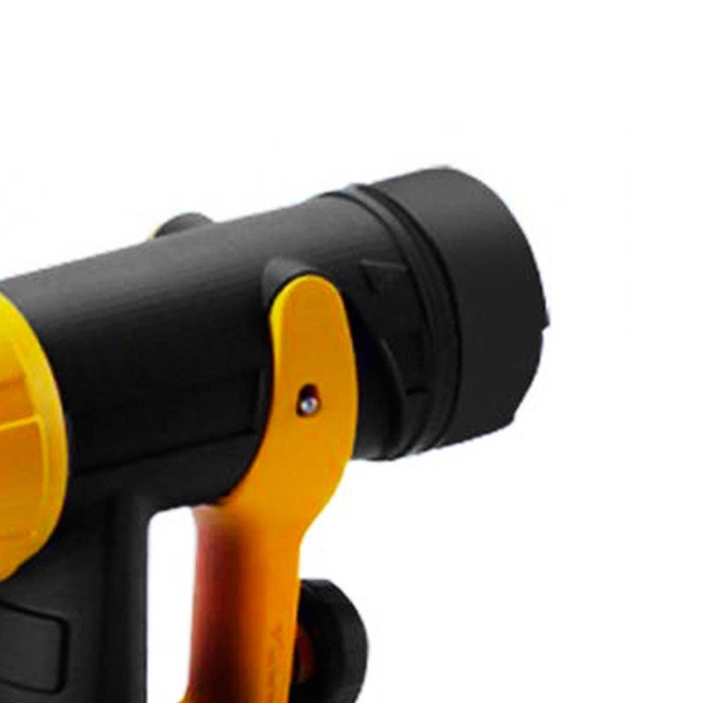 Caneca Frontal de 800ml com Bico Longo para Pistola Pulverizadora - Imagem zoom