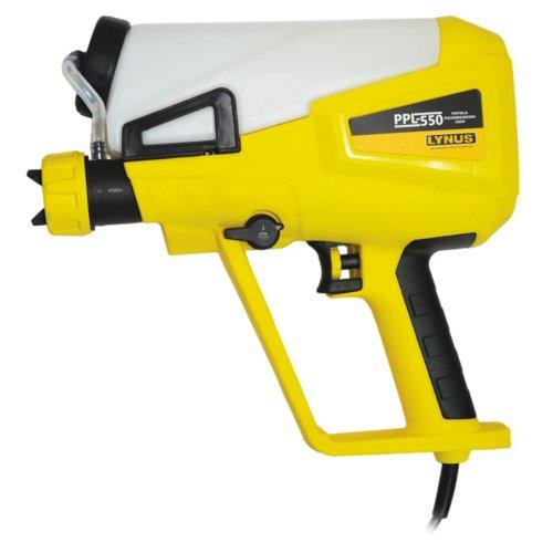 pistola pulverizadora elétrica para pintura 550w 110v