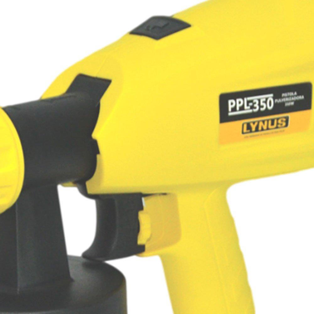 Pistola Pulverizadora para Pintura 350W  - Imagem zoom