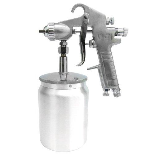 pistola para pintura baixa pressão 600ml com bico de 1,3mm
