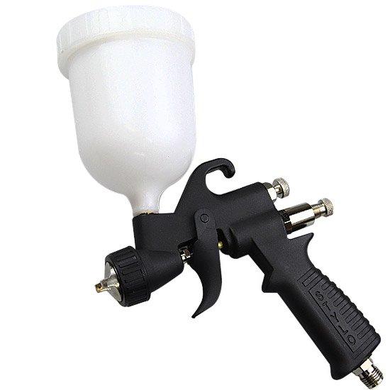 Pistola de Pintura tipo Aerógrafo 1,0mm 250ml - Imagem zoom