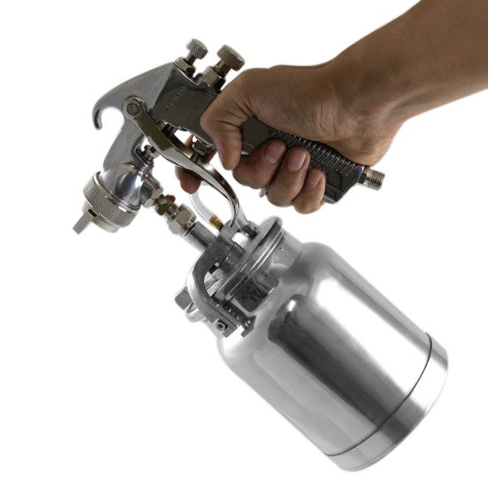 Pistola de Sucçao com Maleta com Bico de 1,6 mm - Imagem zoom