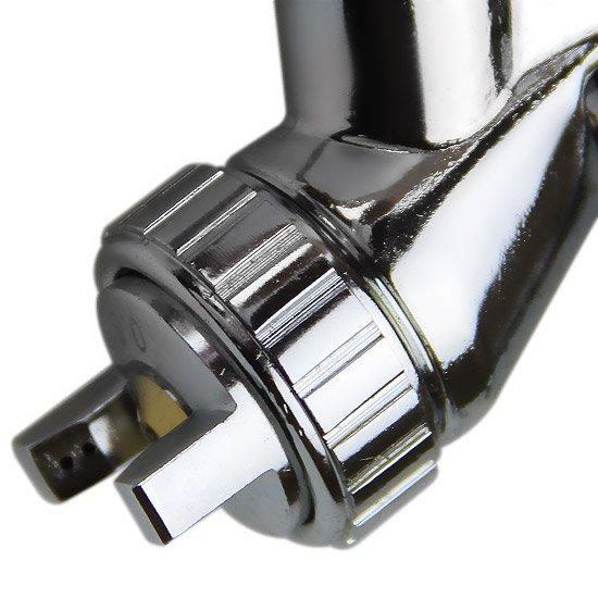 Pistola para Pintura com Baixo Volume de de Ar e Bico Interno de 0.8 mm - Imagem zoom